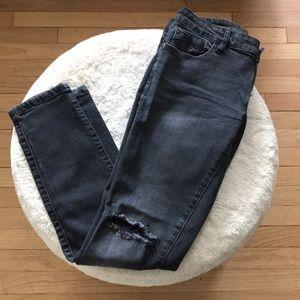 Zara Low Rise Skinny Jeans